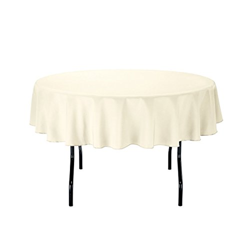 Craft-and-Party-10-pcs-Round-Tablecloth-for-Home-Party-Wedding-or-Restaurant-Use-0