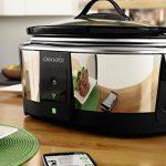 Crock-Pot-SCCPWM600-V2-Wemo-Smart-Wifi-Enabled-Slow-Cooker-6-Quart-Stainless-Steel-0-1