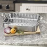 Cuisinart-MCP117-16BR-MultiClad-Pro-Stainless-16-Inch-Rectangular-Roaster-with-Rack-0-0