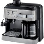 DeLonghi-BC0330T-Combination-Drip-Coffee-and-Espresso-Machine-0