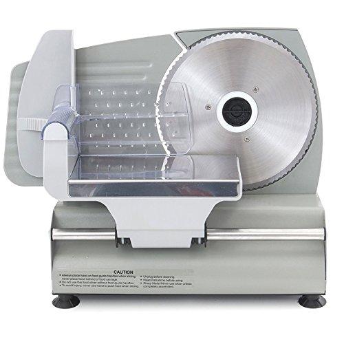 Della-Commercial-Electric-Meat-Slicer-Blade-Deli-Cutter-Veggies-Kitchen-CSA-ETL-0-0