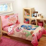 Disney-4-Piece-Sheriff-Callie-Cutest-Cowgirl-Toddler-Bed-Set-Pink-0