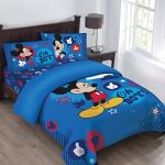 Disney-Mickey-Mouse-Oh-Boy-Clubhouse-Super-Soft-Luxury-4-Piece-Full-Size-Reversible-Comforter-0