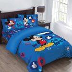 Disney-Mickey-Mouse-Oh-Boy-Twin-Bedding-Comforter-Set-0