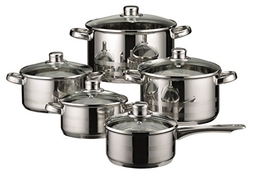Elo Skyline Stainless Steel Kitchen Induction Cookware