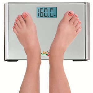 Eatsmart-Precision-Plus-Digital-Bathroom-Scale-with-Ultra-Wide-Platform-and-Step-on-Technology-440-Pounds-0-1