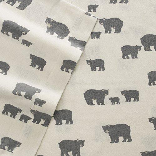 Eddie-Bauer-Bear-Family-Flannel-Sheet-Set-0