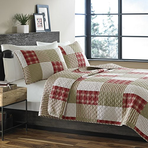 Eddie-Bauer-Cotton-Quilt-Set-0