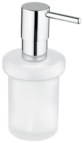 Essentials-Soap-Dispenser-in-GROHE-StarLight-Chrome-0