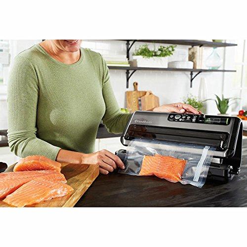 Foodsaver Fm5480 2 In 1 Food Preservation System Black