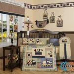 GEENNY-Boutique-13-Piece-Crib-Bedding-Set-Baby-Boy-Constructor-0-0