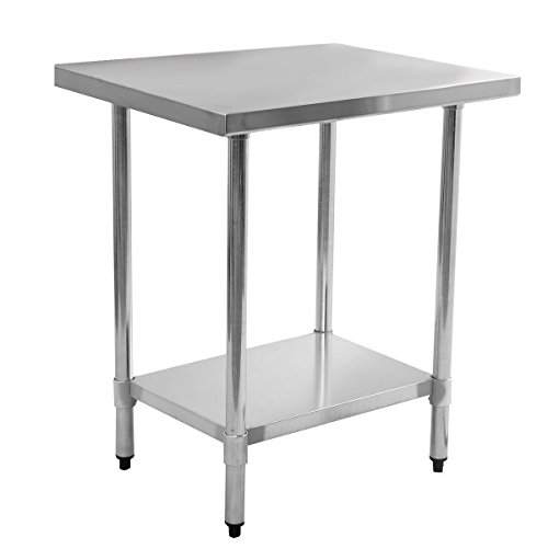 Giantex-24-X-36-Stainless-Steel-Commercial-Kitchen-Work-Food-Prep-Table-0