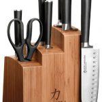 Ginsu-Chikara-Stainless-Steel-Knife-Set-with-Bamboo-Block-0