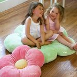 Girls-floor-pillow-bed-as-reading-nook-cushion-decorative-and-soft-gifts-to-make-her-smile-0