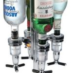 Global-Decor-170-Rotating-4-Bottle-1-12-Ounce-Drink-Dispenser-0
