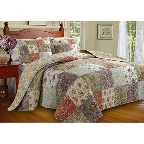 Greenland-Home-Blooming-Prairie-Full-3-Piece-Bedspread-Set-0
