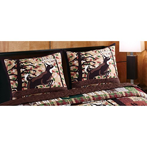 Greenland-Home-Fashions-Whitetail-Lodge-Quilt-Set-0-0