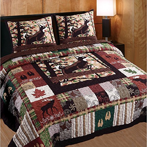 Greenland-Home-Fashions-Whitetail-Lodge-Quilt-Set-0