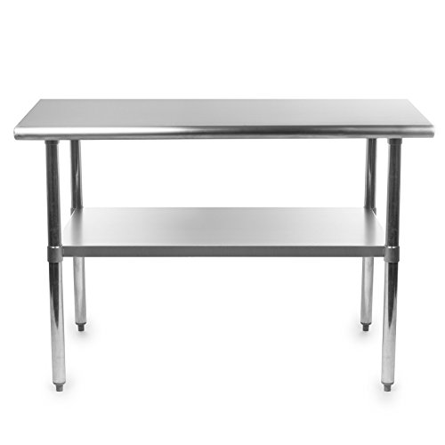 Gridmann-48-Inch-X-24-Inch-Stainless-Steel-Kitchen-Table-0-0