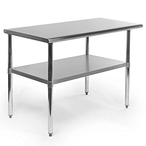 Gridmann-48-Inch-X-24-Inch-Stainless-Steel-Kitchen-Table-0