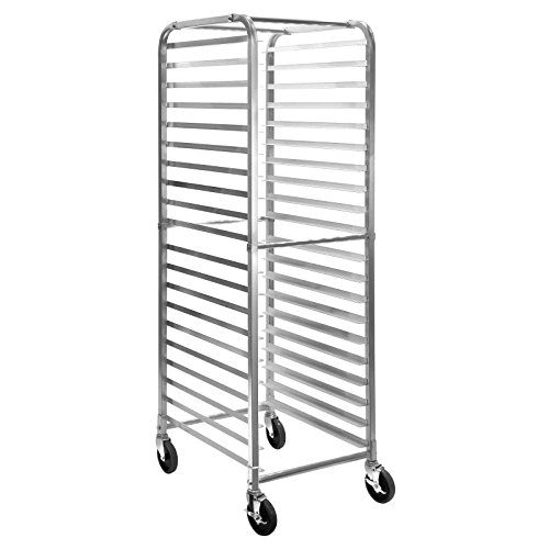 Gridmann-Commercial-Bun-Pan-Bakery-Rack-20-Sheet-0