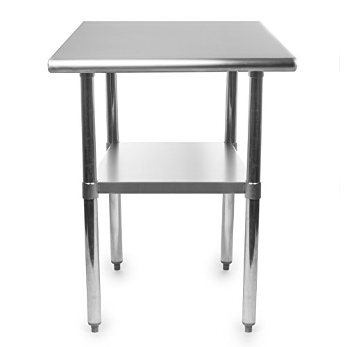 Gridmann-NSF-Stainless-Steel-Commercial-Kitchen-Prep-Work-Table-30-in-x-24-in-0-0