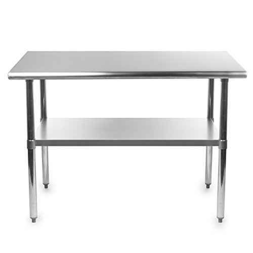 Gridmann-NSF-Stainless-Steel-Commercial-Kitchen-Prep-Work-Table-48-in-x-30-in-0-0