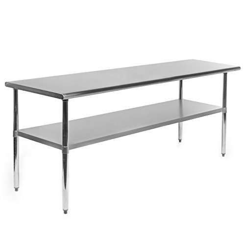 Gridmann-Stainless-Steel-Commercial-Kitchen-Prep-Work-Table-72-in-x-24-in-0