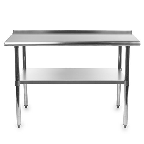 Gridmann-Stainless-Steel-Commercial-Kitchen-Prep-Work-Table-w-Backsplash-72-x-30-0-0
