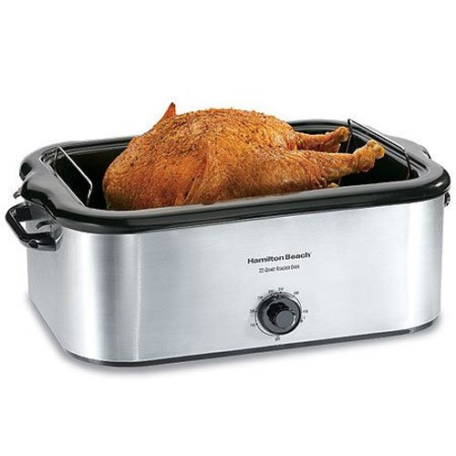 Hamilton-Beach-32229-22-Quart-Roaster-Oven-Stainless-Steel-Discontinued-0