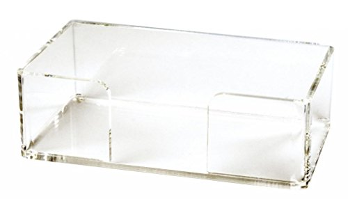 Hand-Towel-Holder-for-Paper-Hand-Towels-Bathroom-Accessories-Acrylic-Lucite-6MM-0
