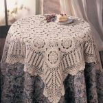 Handmade-Crochet-Lace-Tablecloth-100-Cotton-Crochet-One-piece-0-0