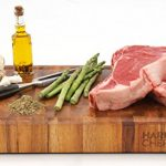Hardwood-Chef-Premium-Thick-Acacia-Wood-End-Grain-Cutting-Board-Butcher-Block-with-Groove-16-x-12-x-1-in-For-Chopping-Incredible-Cheese-Appetizers-Serving-Platter-0
