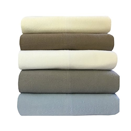Heavyweight-Flannel-100-Cotton-Sheet-Set-4PC-bed-sheets-170-GSM-0-0