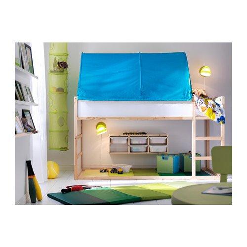 Ikea-KURA-Bed-tent-turquoise-0-0