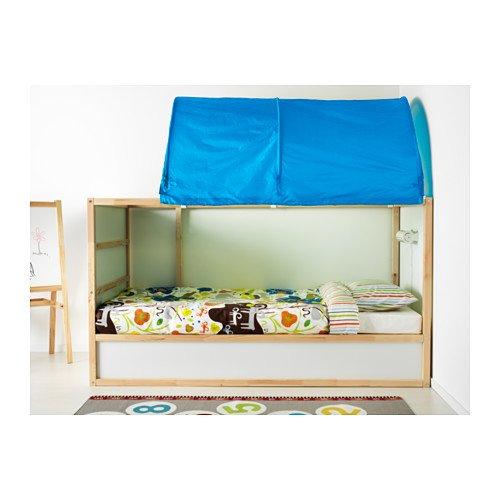 Ikea-KURA-Bed-tent-turquoise-0-1