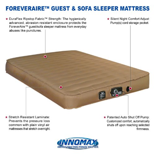 InnoMax-ForeverAire-Guest-and-Sofa-Mattress-Queen-0-0