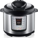 Instant-Pot-IP-LUX60-6-in-1-Programmable-Pressure-Cooker-633-Quart-1000-Watt-0
