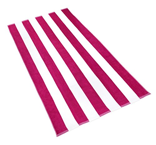 Kaufman-Velour-Cabana-Towels-4-Pc-Pack-30-X-60-0-1