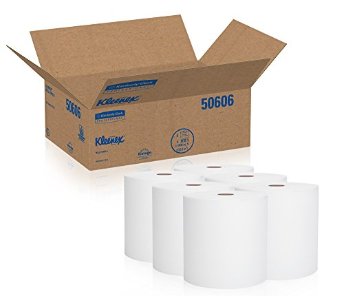 Kimberly-Clark-50606-6PK-8×600-Roll-Towel-0