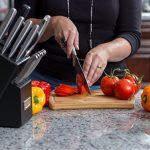 Kitchen-Knife-Bundle-Wooden-Kitchen-Knife-Block-Set-16-Piece-Stainless-Steel-Cutlery-set-Chef-Knife-Bread-Knife-Santoku-Knife-Serrated-Utility-Knifeand-Sharpener-Bundled-with-Cloth-0-0