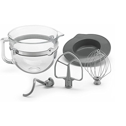 KitchenAid-6-Quart-Glass-Mixing-Bowl-with-Accessories-for-Bowl-lift-Stand-Mixers-0