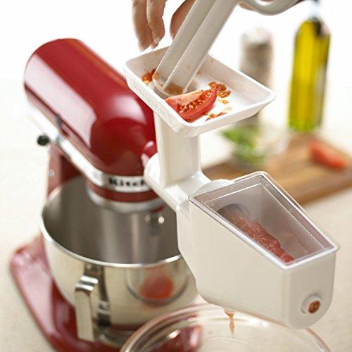 KitchenAid-FVSFGA-Fruit-and-Vegetable-Strainer-Set-White-0-1