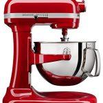 KitchenAid-KL26M1XER-Professional-6-Qt-Bowl-Lift-Stand-Mixer-Empire-Red-0