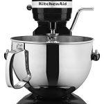 KitchenAid-KL26M1XOB-Professional-6-Qt-Bowl-Lift-Stand-Mixer-Onyx-Black-0-1