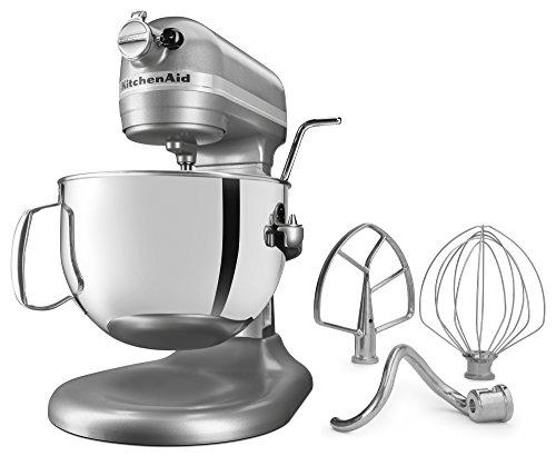 KitchenAid KL26M1XSL Professional 6-Qt. Bowl-Lift Stand Mixer – Silver |  Local Home Store