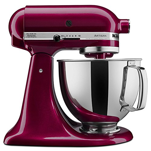 KitchenAid-KSM150PS-5-Qt-Artisan-Series-Stand-Mixer-0