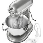 KitchenAid-Professional-6000-HD-KSM6573CCU-Stand-Mixer-6-Quart-Contour-Silver-0-0