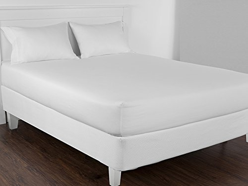 LC-Classics-233-Thread-Count-Box-Spring-Cover-Queen-0-1