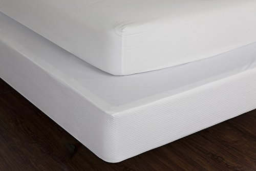 LC-Classics-233-Thread-Count-Box-Spring-Cover-Queen-0